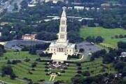 Вид на мемориал с высоты птичьего полета // flickr.com