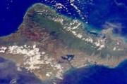 Отели острова Оаху были заполнены на 78,1%. // NASA, Johnson Space Center