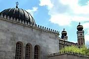 Будапештская синагога - одна из самых больших в мире. // ggpht.com