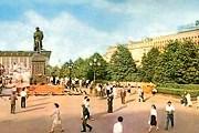 Новый отель будет расположен напротив Пушкинской площади. // mosday.ru