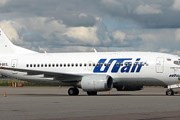 Самолет Boeing 737 авиакомпании UTair // Airliners.net