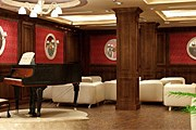 Холл отеля Barceló Cairo Pyramids // barcelo.com