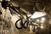 Строительство тоннеля под Стокгольмом. // Mikael Ullen