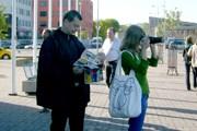 Большинство гостей Эстонии приезжают в Таллин. // А.Баринова