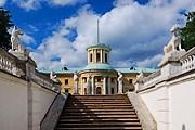 Подмосковье привлекательно для туристов. // Усадьба Архангельское / fotomoskva.net.ru