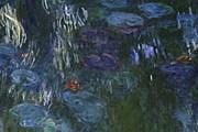 Фрагмент полотна Клода Моне «Кувшинки» // artknowledgenews.com