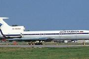 """Самолет авиакомпании """"Донавиа"""" (до 2000 года) // Snorre, Airliners.net"""