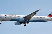 Рейсы будет выполнять авиакомпания Austrian Airlines. // wikimedia.org
