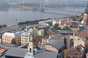 Большинство гостей Латвии проводят здесь около суток. // Novonews.lv