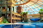Гости отеля получают безлимитный билет в аквапарк. // splendia.com