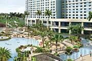 Hilton Orlando Bonnet Creek может похвастаться необычным бассейном. // hiltonbonnetcreek.com