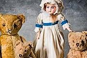 Выставка рассказывает об истории российской игрушки. // Google.com