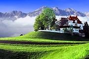 В Австрии сократилось число туристов. // fotoart.org.ua