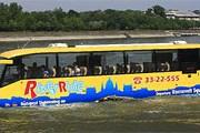 Экскурсионный автобус-амфибия в Будапеште // riverside.hu