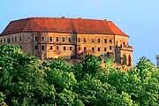 Замок открыт для посетителей. // vylety.kdykde.cz