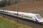 Поезд ETR 610 Cisalpino // cisalpino.ch