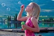 Район озера Осойус - популярная курортная зона Канады. // watermarkbeachresort.com