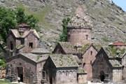 Гошаванк - памятник архитектуры Армении XII века. // abp.am
