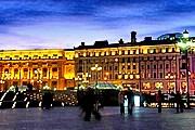Отель признан историческим памятником. // fomchenkov.ru