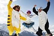 Фестиваль Snowbombing пройдет в австрийском Майрхофене. // Jamie Baker