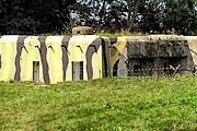В бункере разместился музей. // czolg.blox.pl