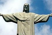 38-метровая статуя Христа была возведена в 1931 году. // Travel.ru