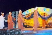 Танец рыбаков на фестивале Чхвенамдан. // visitkorea.or.kr
