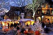 Праздничная атмосфера - во всех городах Эльзаса. // franceguide.com / Jean François Tripelon-Jarry