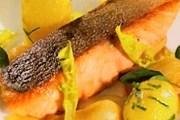 В аптеках Австрии начнут продавать копченого лосося. // alpenlachs.at
