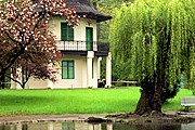 В ходе работ был отреставрирован Китайский домик. // man.pl