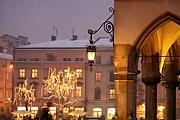 Краков признан самым привлекательным городом Польши. // jcu.edu