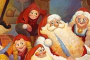 Санта-Клаус ждет гостей в Леви. // levi.fi
