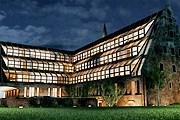Отель разместился в здании бывшего амбара. // thegranaryhotel.com