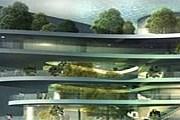 На открытых этажах разместятся парковые зоны. // inhabitat.com
