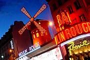 Туристам в Париже не хватает ночной жизни. // nozio.com