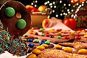 Гости праздника смогут попробовать рождественские блюда. // kuchnia.tv