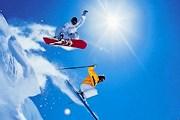 В Словакии начался горнолыжный сезон. // reaclub.ru