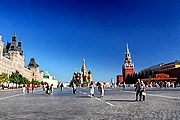 Красная площадь - самая узнаваемая достопримечательность Москвы. // guide.com