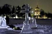 В рамках фестиваля будут созданы и ледовые скульптуры. // karmuseum.ru
