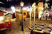 """""""Сказочный"""" музей Junibacken // barnensturistguide.se"""