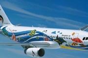 Самолет авиакомпании Bangkok Airways // bangkokair.com