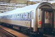 Ночной поезд в Бельгии // Railfaneurope.net