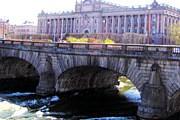 Мост Norrbro // wikimedia.org
