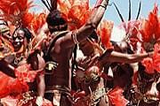 По зрелищности карнавал сравним с бразильским. // lovetripper.com