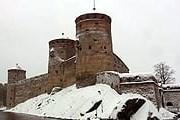 Олавинлинна - один из самых известных средневековых замков в Северной Европе. // Travel.ru