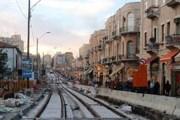 Прокладка трамвайных путей по улице Yaffa // Travel.ru