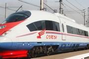 """Высокоскоростной поезд """"Сапсан"""" // Travel.ru"""