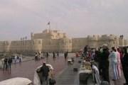 Александрия привлекает туристов не только пляжами, но и памятниками. // Wikipedia
