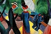 Выставка познакомит посетителей с работами экспрессионистов. // holland.com