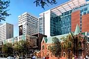 Новый отель разместится в центре города. // Hyatt Hotels Corporation